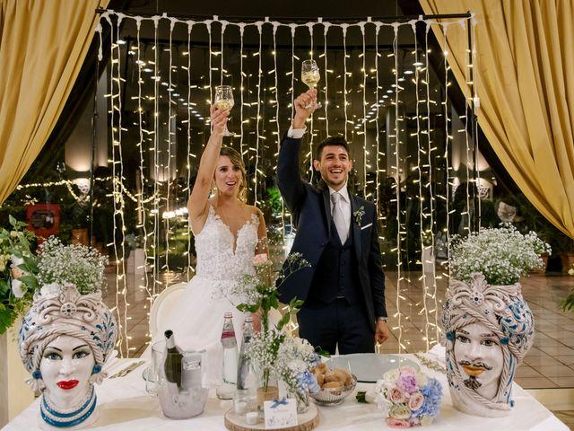 Il matrimonio di Antonella e Alberto a Modica, Ragusa 110