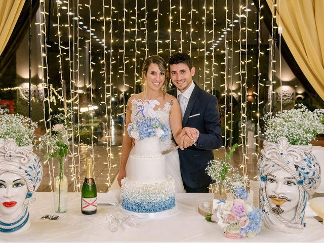 Il matrimonio di Antonella e Alberto a Modica, Ragusa 122