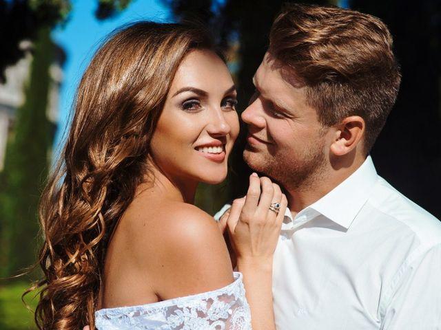 Le nozze di Irina e Gabriele