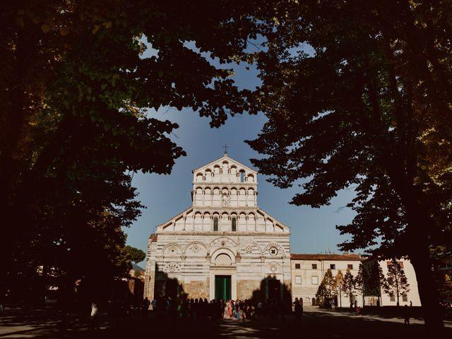 Il matrimonio di Cecilia e Simone a Pisa, Pisa 22