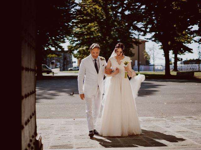 Il matrimonio di Cecilia e Simone a Pisa, Pisa 25
