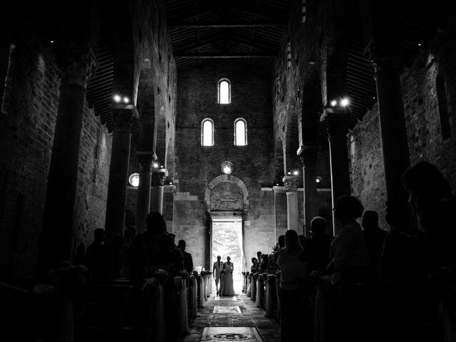 Il matrimonio di Cecilia e Simone a Pisa, Pisa 26