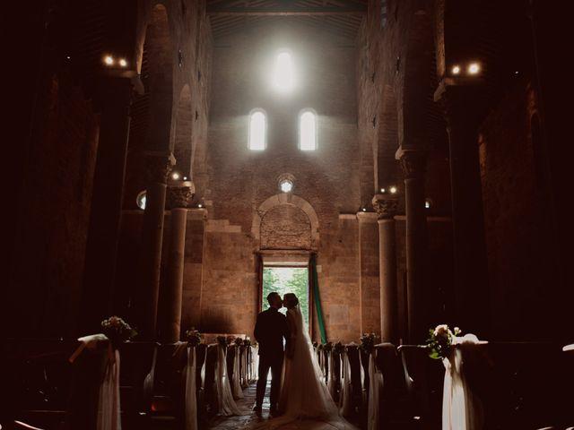 Il matrimonio di Cecilia e Simone a Pisa, Pisa 32