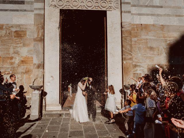 Il matrimonio di Cecilia e Simone a Pisa, Pisa 33