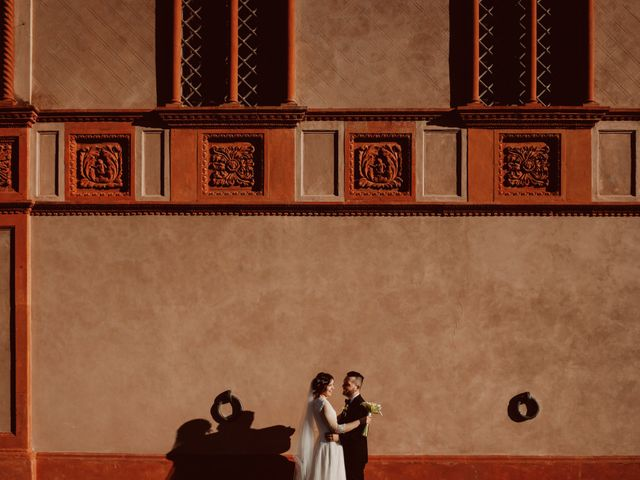 Il matrimonio di Cecilia e Simone a Pisa, Pisa 35