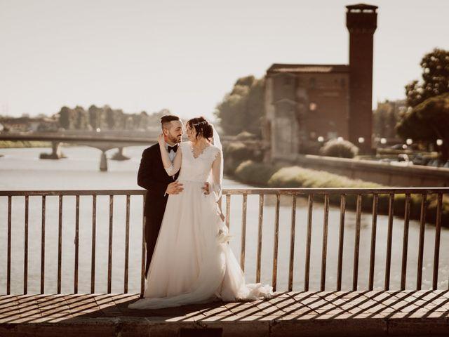 Il matrimonio di Cecilia e Simone a Pisa, Pisa 36