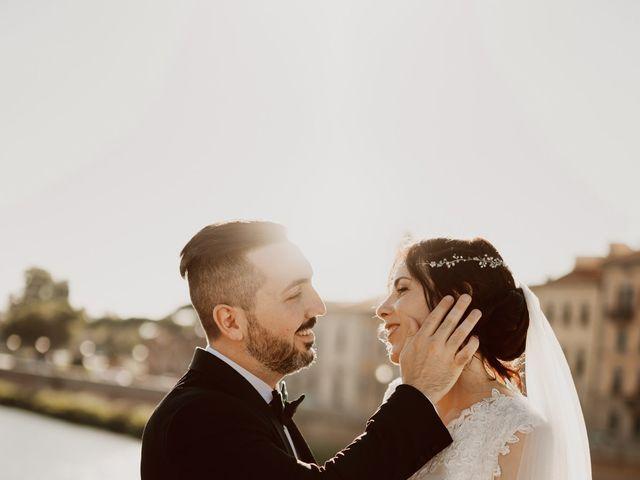 Il matrimonio di Cecilia e Simone a Pisa, Pisa 37