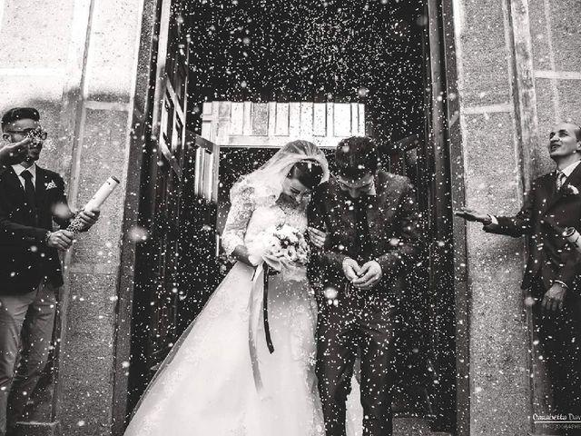 le nozze di Simone  e Cristina Lea