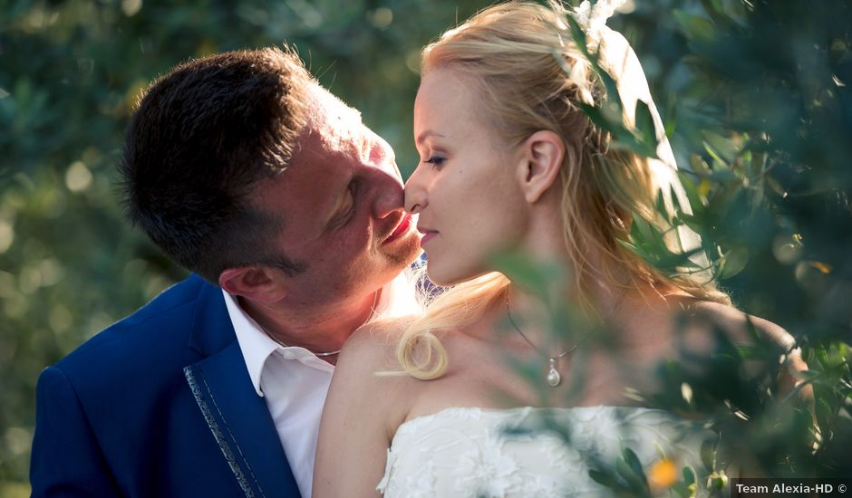 Il matrimonio di Claudio e Inna a Soiano del Lago, Brescia