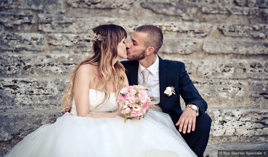 Il matrimonio di Damiano e Martina a Roma, Roma