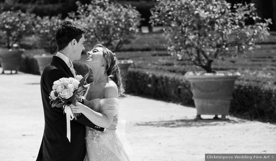 Il matrimonio di Cristian e Elena a Sissa, Parma