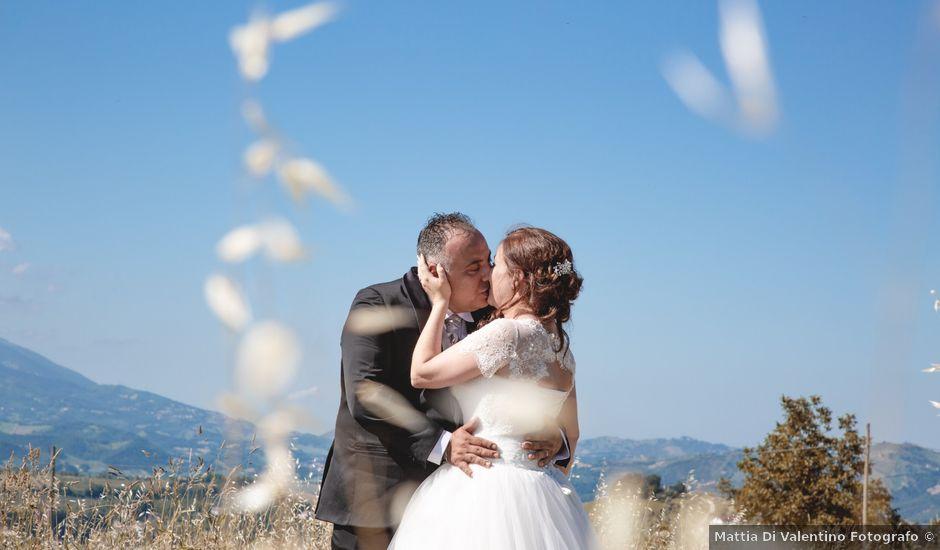 Il matrimonio di Emiliano e Mariangela a Colledara, Teramo