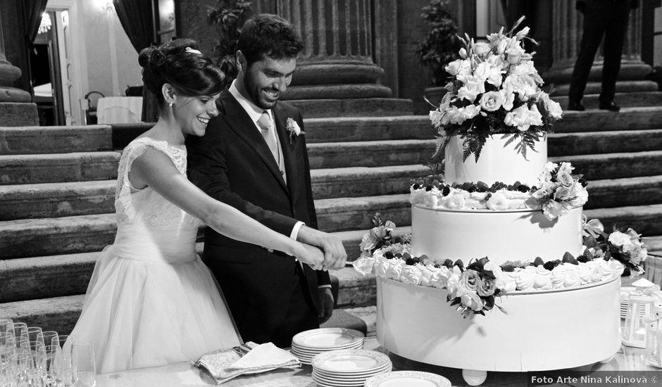 Il matrimonio di Roberto e Irene a Cefalù, Palermo