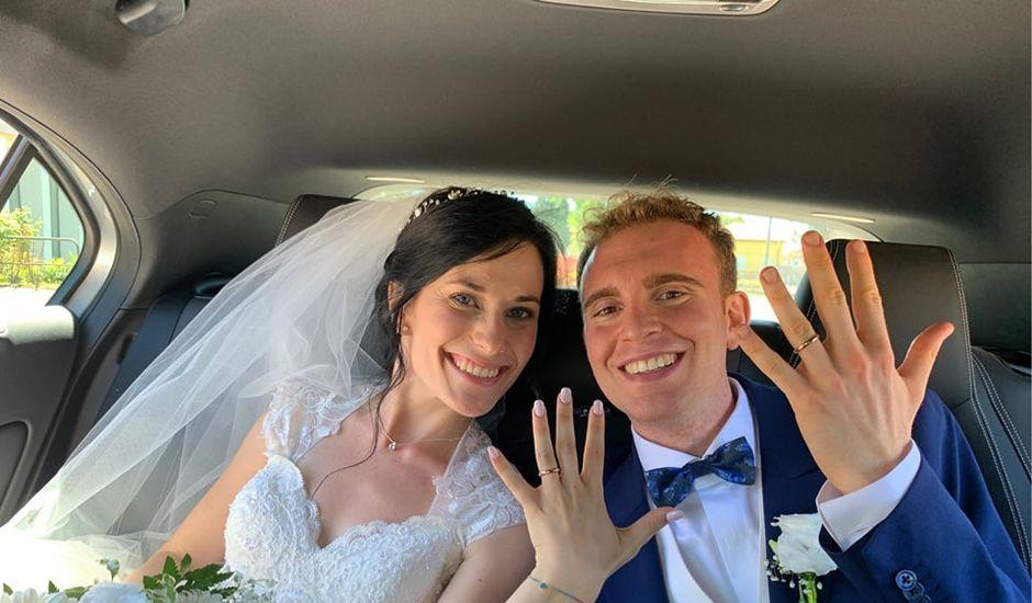 Il matrimonio di Mattia e Serena a Lonate Pozzolo, Varese