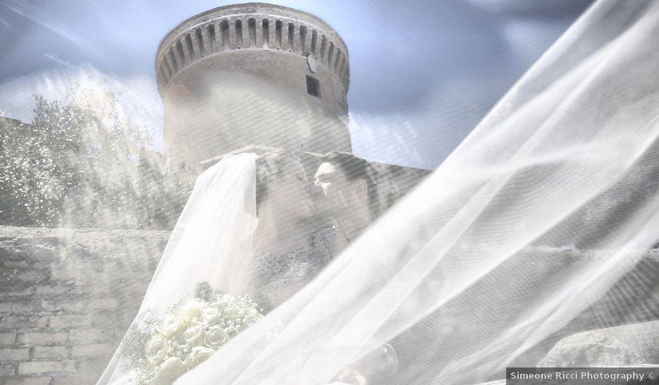 Il matrimonio di Andrea e Marianna a Roma, Roma