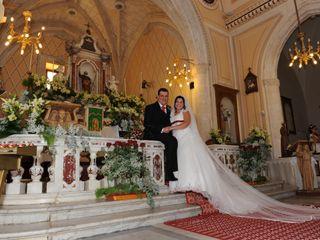 Le nozze di Marzia e Antonio Luigi