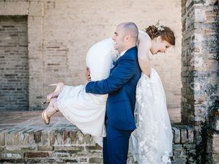 Le nozze di Elisa e Marco