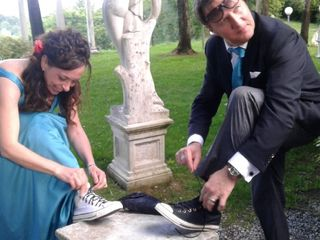 Le nozze di Stefania e Andrea  2