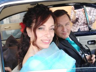 Le nozze di Stefania e Andrea
