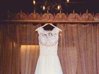 Le nozze di Isabelle e Vilmer 1