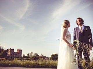 Le nozze di Isabelle e Vilmer