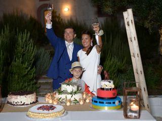 Le nozze di Olga e Raffaele