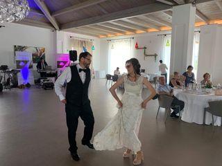 Le nozze di Claudio e Luciana
