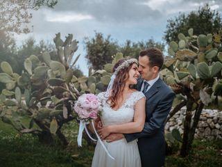 Le nozze di Teresa e Ruben