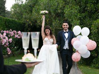 Le nozze di Cristina e Emmanuele