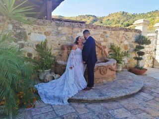 Le nozze di Ramona e Emanuele
