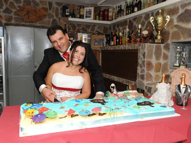 Il matrimonio di Antonio Luigi e Marzia a Monastir, Cagliari 2