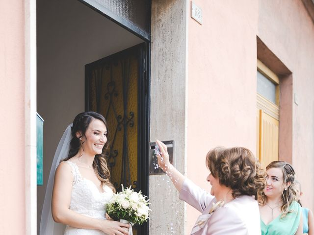 Il matrimonio di Riccardo e Diana a Dolianova, Cagliari 38