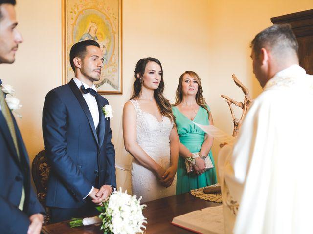 Il matrimonio di Riccardo e Diana a Dolianova, Cagliari 71