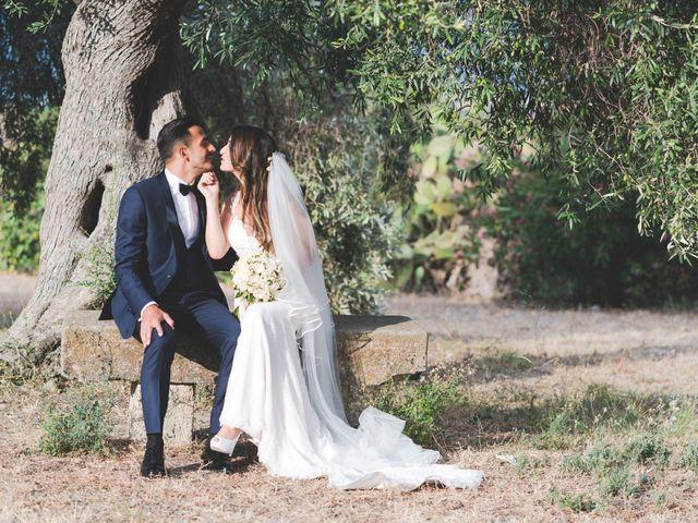 Il matrimonio di Riccardo e Diana a Dolianova, Cagliari 85