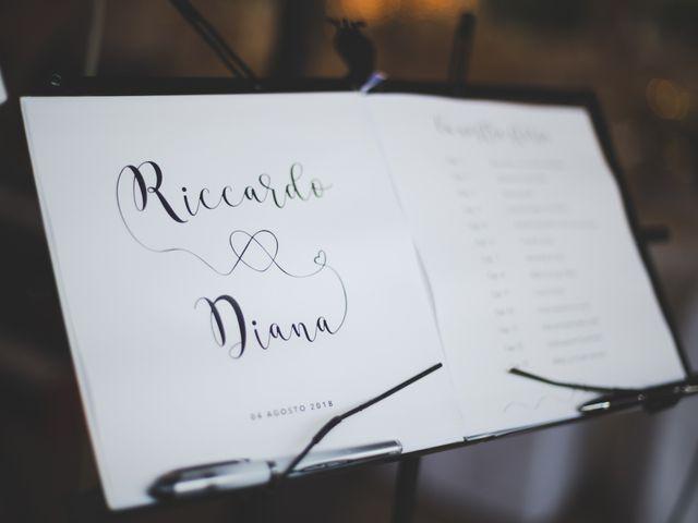 Il matrimonio di Riccardo e Diana a Dolianova, Cagliari 112