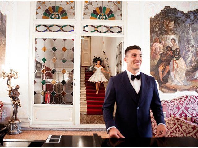 Il matrimonio di Tommaso e Benan a Mogliano Veneto, Treviso 11