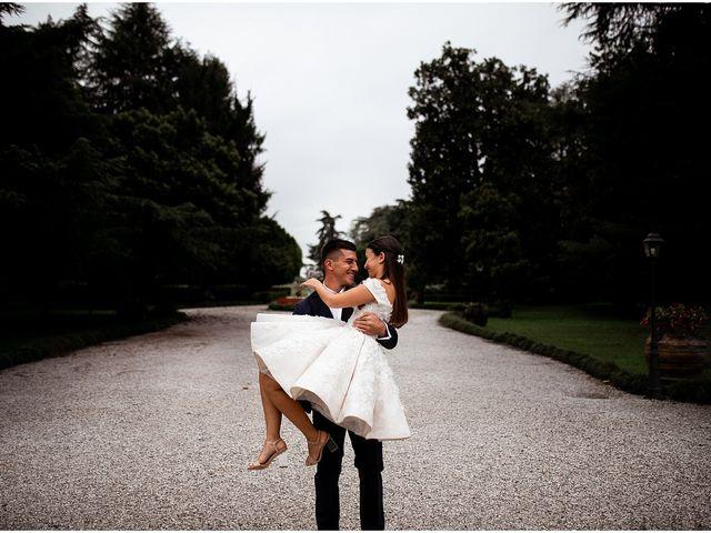 Il matrimonio di Tommaso e Benan a Mogliano Veneto, Treviso 15