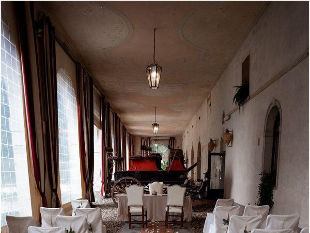 Il matrimonio di Tommaso e Benan a Mogliano Veneto, Treviso 20