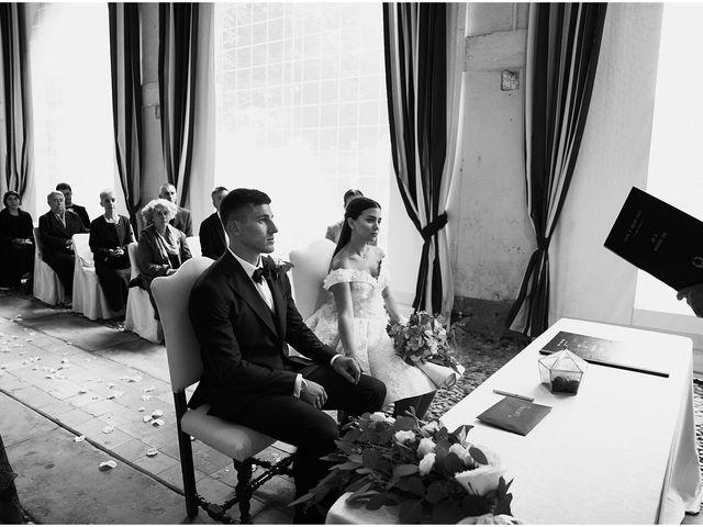 Il matrimonio di Tommaso e Benan a Mogliano Veneto, Treviso 21