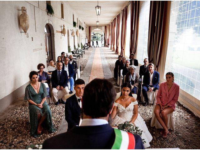 Il matrimonio di Tommaso e Benan a Mogliano Veneto, Treviso 22