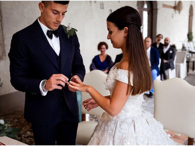 Il matrimonio di Tommaso e Benan a Mogliano Veneto, Treviso 24