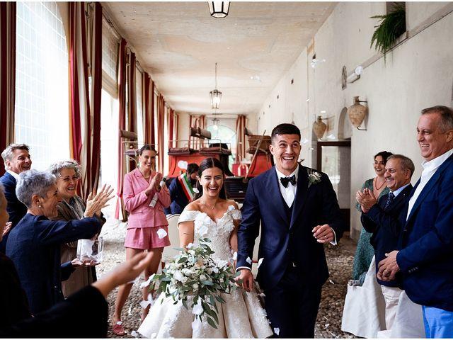 Il matrimonio di Tommaso e Benan a Mogliano Veneto, Treviso 26