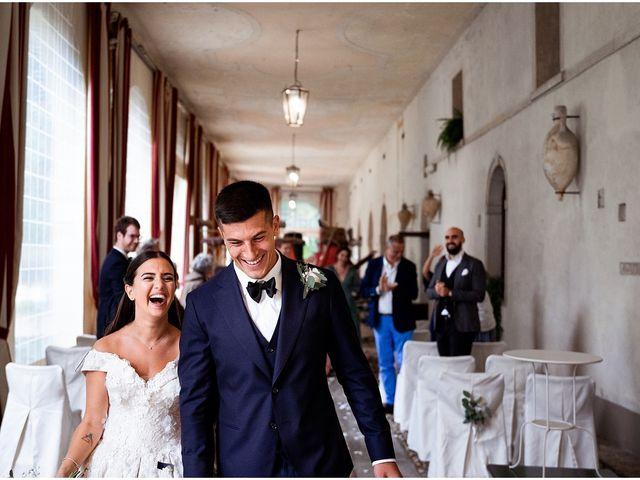 Il matrimonio di Tommaso e Benan a Mogliano Veneto, Treviso 27