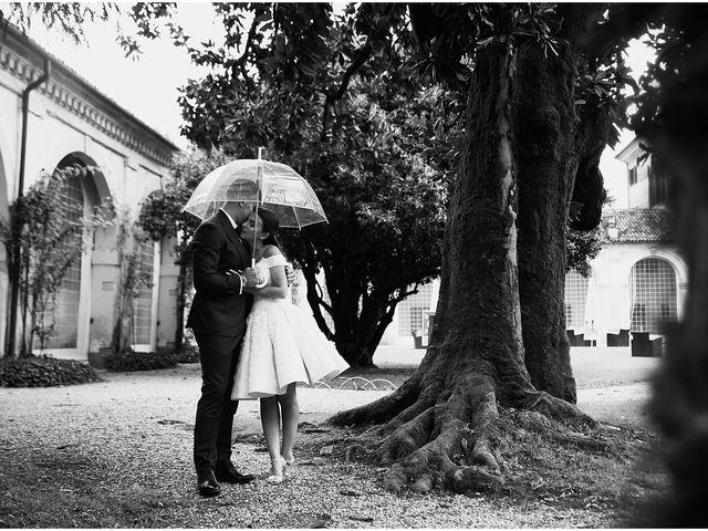 Il matrimonio di Tommaso e Benan a Mogliano Veneto, Treviso 31