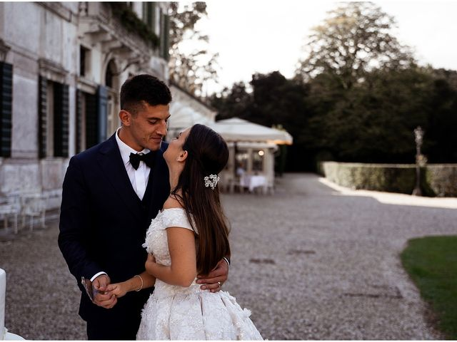 Il matrimonio di Tommaso e Benan a Mogliano Veneto, Treviso 35
