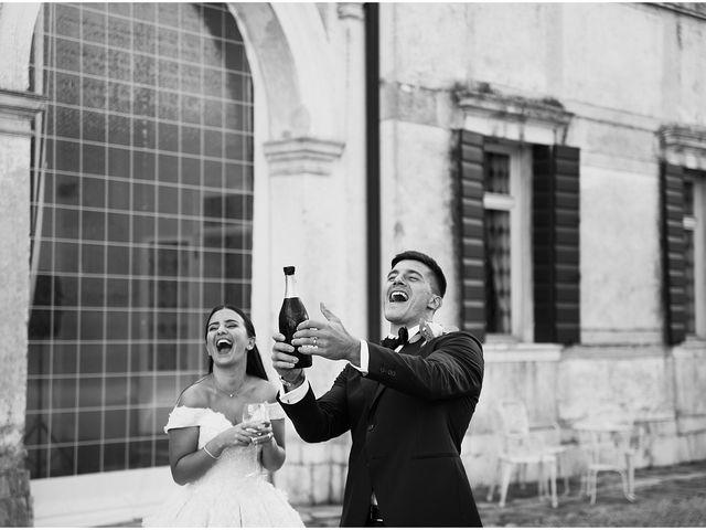 Il matrimonio di Tommaso e Benan a Mogliano Veneto, Treviso 37