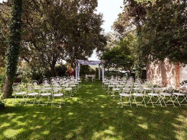 Il matrimonio di Sergio e Federica a Ceri, Roma 3