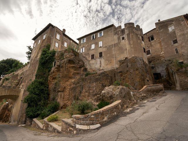 Il matrimonio di Sergio e Federica a Ceri, Roma 10
