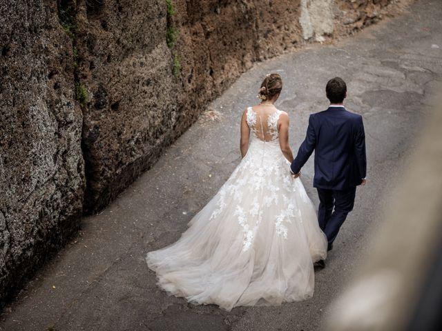 Il matrimonio di Sergio e Federica a Ceri, Roma 2