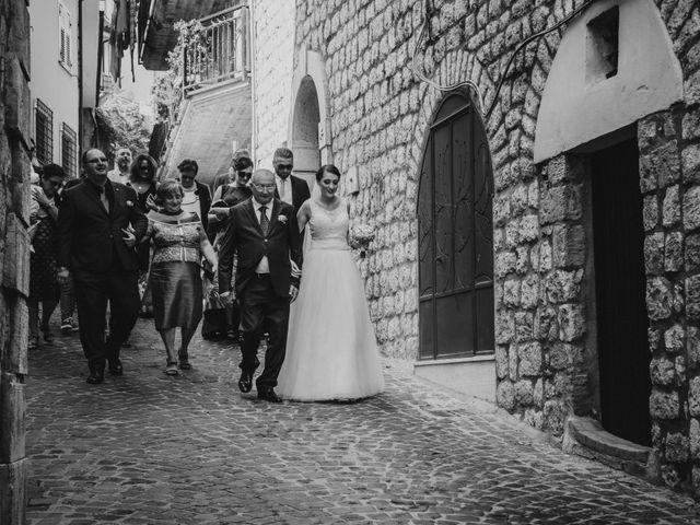 Il matrimonio di Nicola e Adriana a Campoli del Monte Taburno, Benevento 6